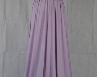Bridesmaid Dress Multiway Dress Convertible Dress Twist Wrap Dress Infinity Dress Wedding Prom Evening Lilac One Size Fits All