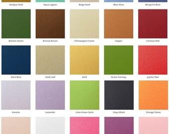 "Metallic Shimmer Card Stock 105#, 5"" x 7"" (25 Sheets)"