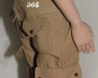Fashion Doll Sale Cargo pants for Robert Tonner boys,24 colors+military color
