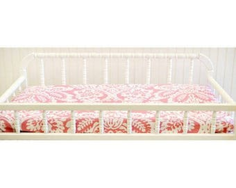 Changing Pad Cover | Bloom in Pink