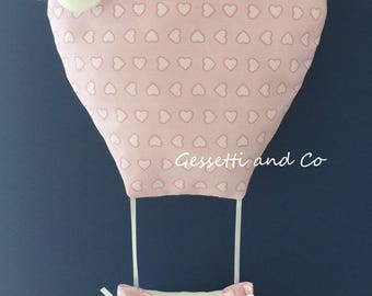 Stitchable rosa balloon ride with customizable name