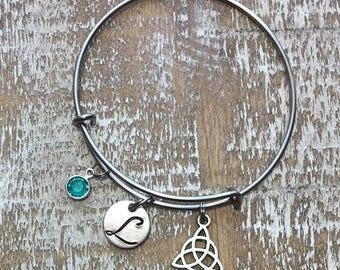 Celtic knot bracelet - Celtic bracelet - Celtic jewelry - Celtic knot - Celtic - Friendship bracelet - Irish bracelet - Irish -