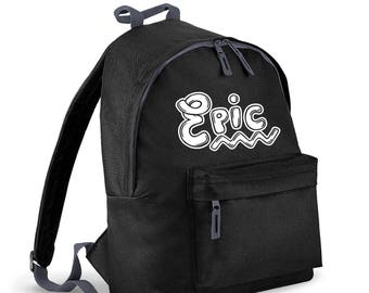 Epic kids backpack - Back To School SALE!