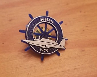 1979 Seattle Seafair Skippers pin