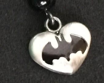 DC Batman earrings