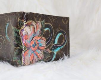 Louis Vuitton wallet (serpent)