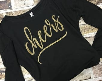 Cheers, Champagne, Brunch, New Years, Bridal Party Shirt, Champagne Shirt,Mimosas, Gift,Custom Shirt,Bachelorette Party Shirts
