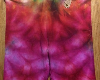 Ice Dyed (tie dyed) Shorts