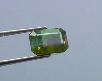 2.40 Carat Blue Color Loose Gemstone Tourmaline @ Afghanistan 10*8*6mm  (4)
