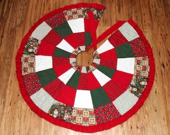 Christmas Tree Skirt 003