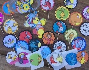 Dr. Seuss Party Decoration Package