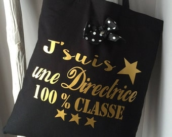 The special bag for school tote