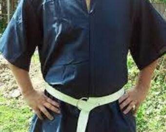 Short Sleeved Cotton Tunic