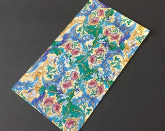 100 6x9 Designer Poly Mailers Multi Color Paisley Blue Pink Envelopes Shipping Bags