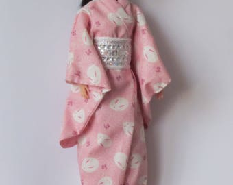 Barbie kimono belt is also suitable for Momoko and fashion royalty dolls