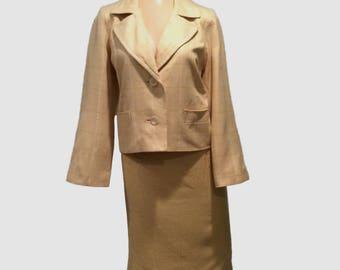 Carlisle Silk Suit