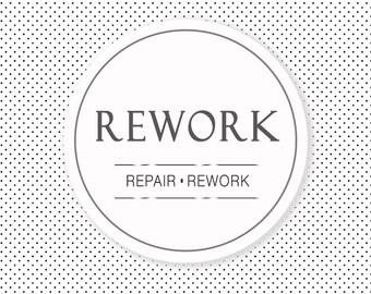 Repair & rework • REW