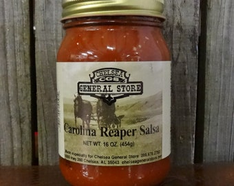 Carolina Reaper Salsa - HOT