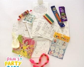 Children's Wedding Activity Packs - Girls & Boys