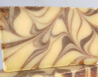 Coconut and Shea Goat Milk Soap
