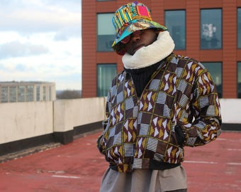African Bomber Jackets