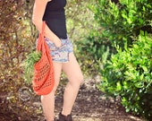Crochet Everyday Market Bag PATTERN | Crochet Pattern | Bag Pattern | Instant Download Pattern