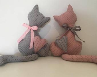 Handmade Little Kitten