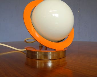Space Age Ball Lamp