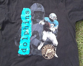 1987 Miami Dolphins / Dan Marino vintage t-shirt Made in USA XL