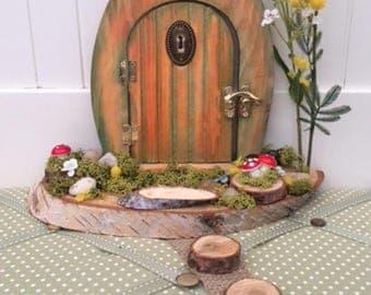 Fairy Door & Fairy Steps