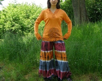 Mandala Tshirt Longsleeve