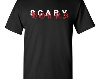 Scary Hours Shirt - Rap Shirt - Drake Shirt -  Scary Hours Song