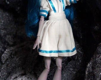 Monster high repaint Perry OOAK free shipping doll custom ooak doll