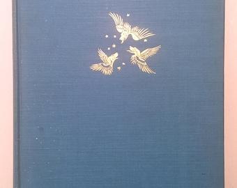 Where the Blue Begins - Christopher Morley (Illustrated by Arthur Rackham 1922 Hardcover) Children's Satire Philosophy, Novel, Dogs