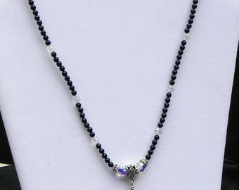Striking Swarovski Baroque Necklace