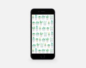 Plant Lovers Mobile Wallpaper