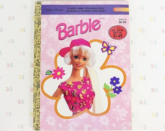 1997 Barbie Coloring Book