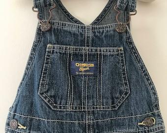 Vintage Toddler OshKosh B'Gosh Overalls
