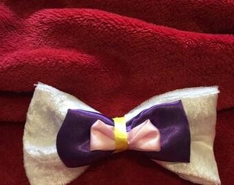 Disney Daisy Duck Inspired Hair Bow
