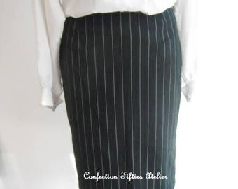 Alcapone pencil skirt
