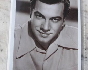 Mario Lanza Set of 4 MGM Publicity Postcard Photos