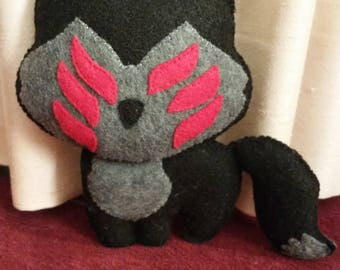 Dragon Age Dread Wolf Pup Plush