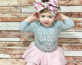 Matching Headbands- Floral Pink; Flower Headband; Pink Headband; Flower Heawdrap; Pink Headwrap; Flower Bow; Pink Bow; Headwrap; Head Wrap
