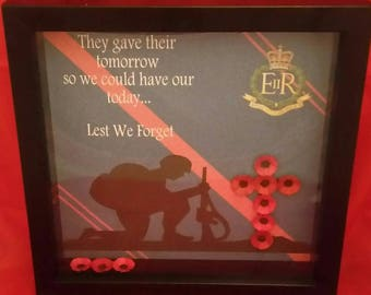 Royal Military Police - Lest We Forget