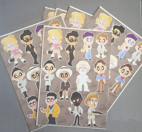 Jurassic Park Stickers! Il_570xN.1295588874_5f8r