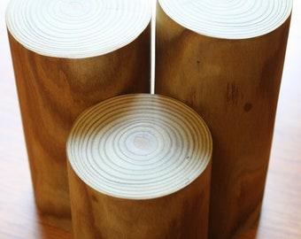3 Sumac Pillars