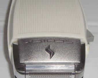 Schick Silvery Jubilee Model 25th Anniversary Electric Shaver & Mini Shaver