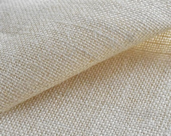 100% Burlap fabric by yard Natural color minimum order of 5 yards