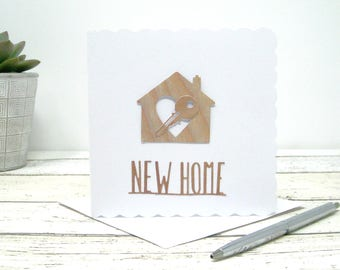 Congrats New Home Card, Moving Home Card, First Home, Happy New Home, Housewarming Card, New Home, New House, Moving Home, Moving House,