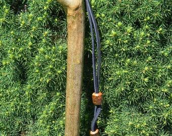 Ash Hiking Stick, Hiking Staff, Trekking Pole, Walking Stick